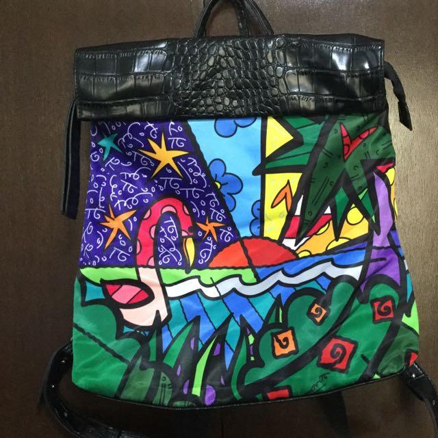 Brand New Figliarina Backpack