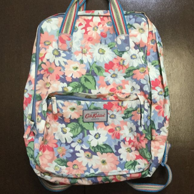 Cath Kidston Floral Backpack