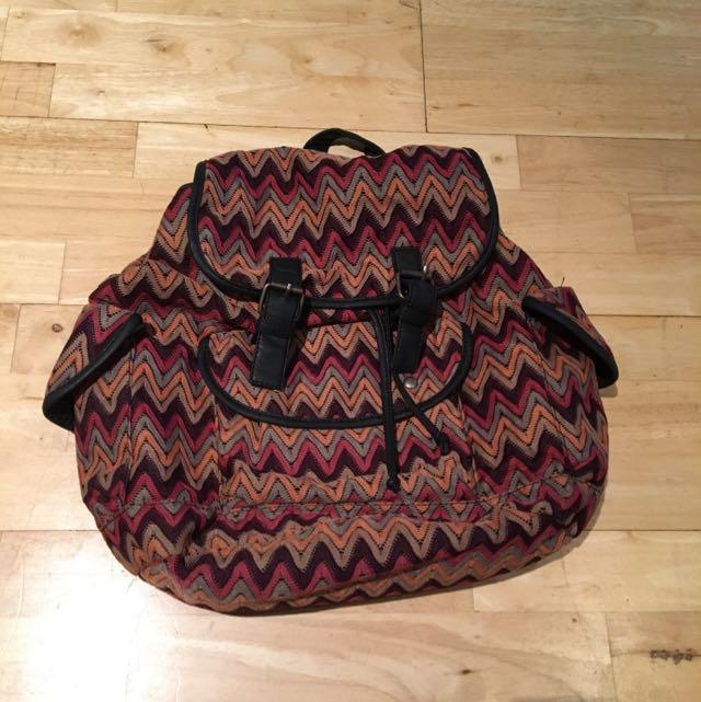 Dotti Rucksack Backpack
