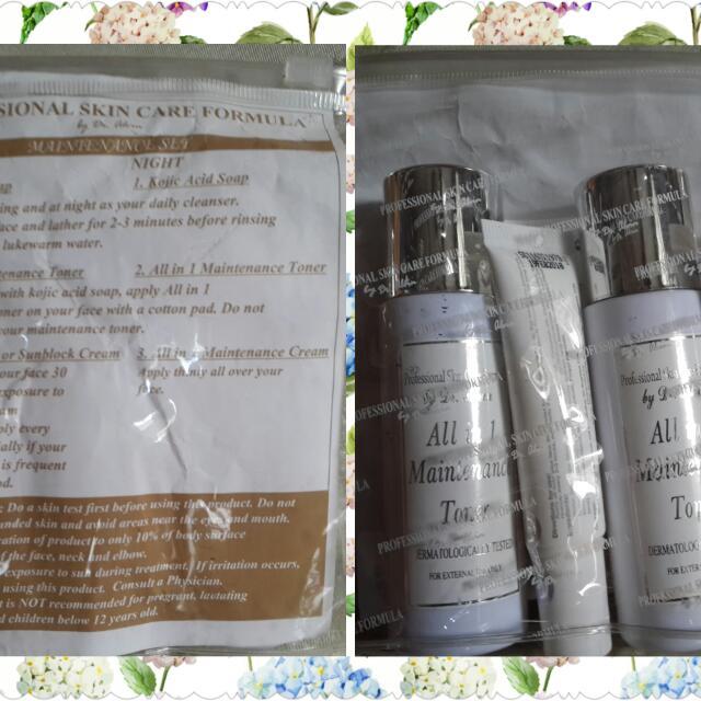 Dr. Alvin's Professional Skin Care