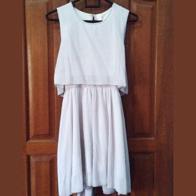 [PRELOVED] Grey Dress