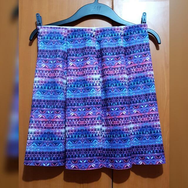 Galaxy Skater Skirt