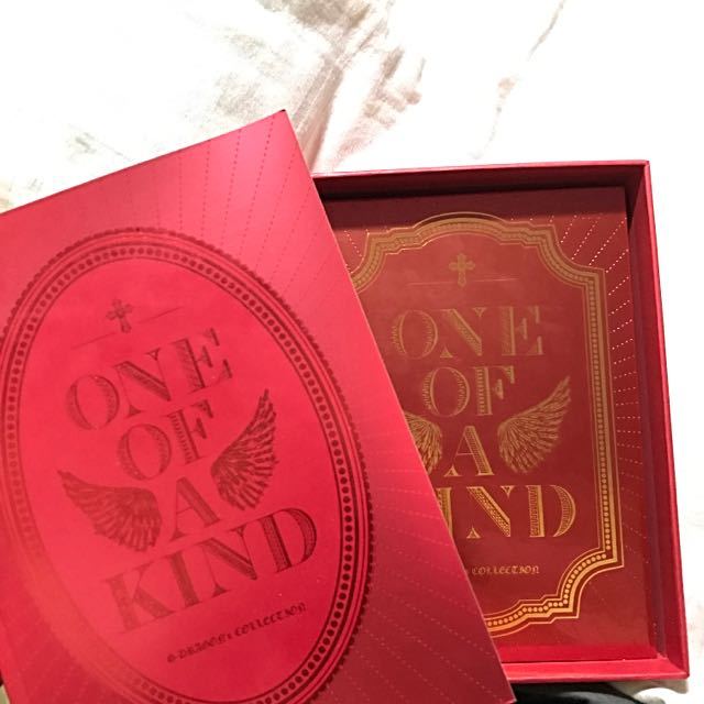 GDragon's One Of A Kind Full Collection