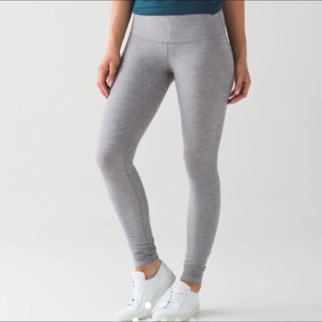 Grey Lululemon