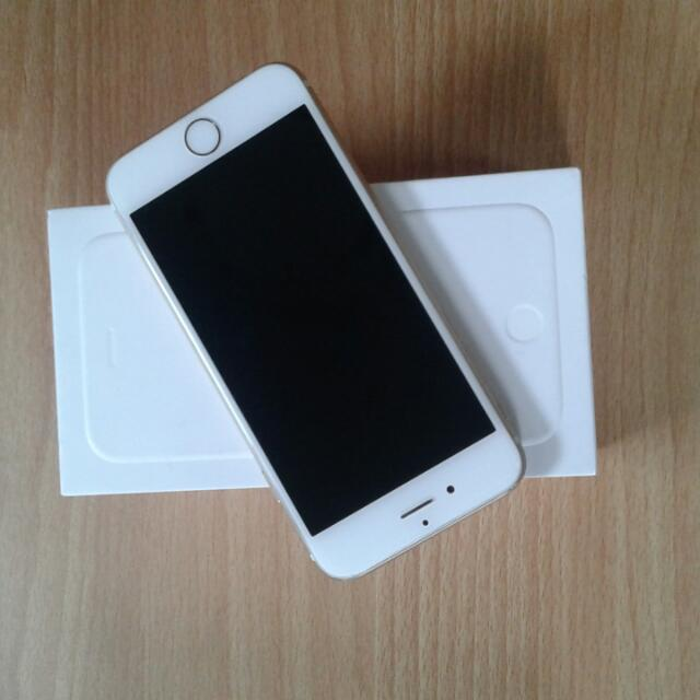 Iphone 6 Gold (Reserved)