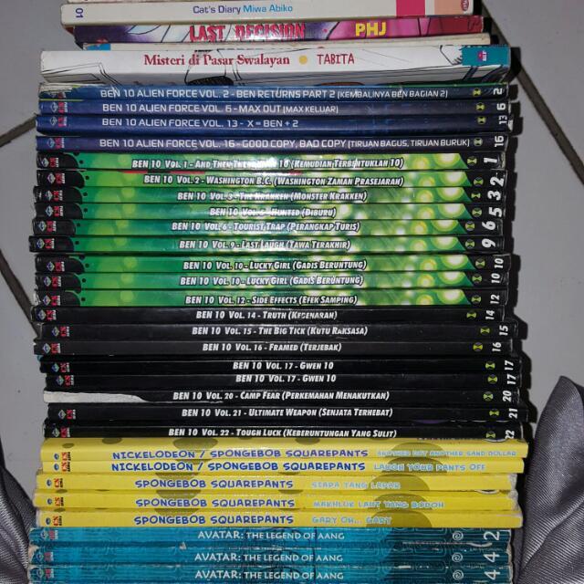 Komik Komik Anak Kecil, Books & Stationery, Comics & Manga