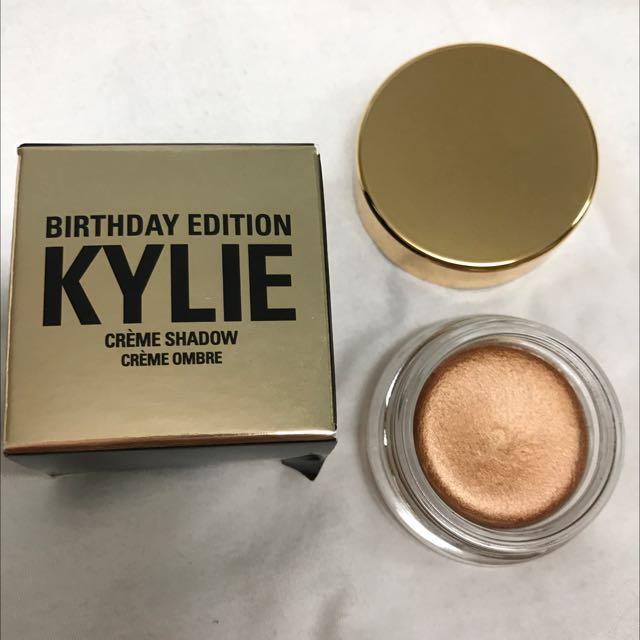 Kyle Cosmetics Copper Crime Shadow Birthday Edition