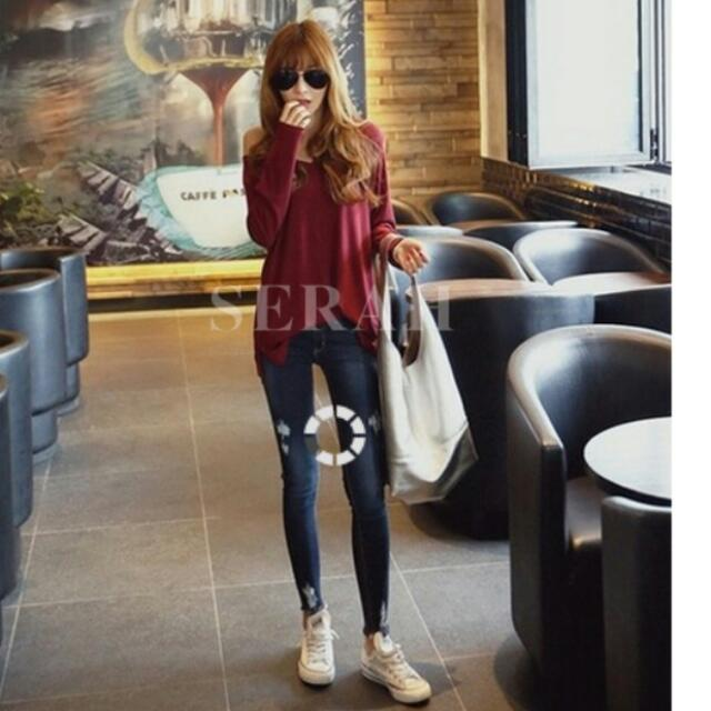 Leisure Long Sleeves Top