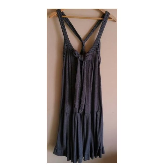 MARC BY MARC JACOBS JERSEY CROSSED BACK DRESS