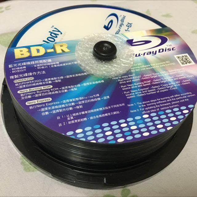 Melody Blu-ray 藍光片 25G 25入