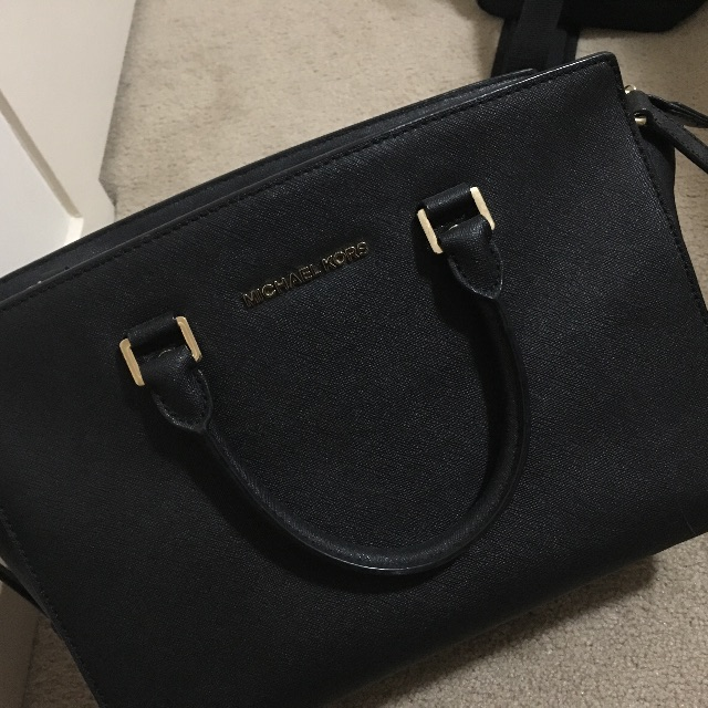Michael Kors Large Selma - Black