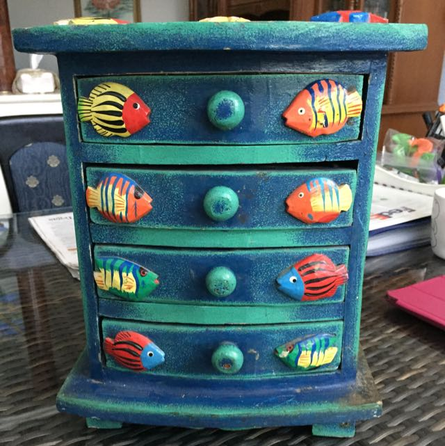 Mini drawer