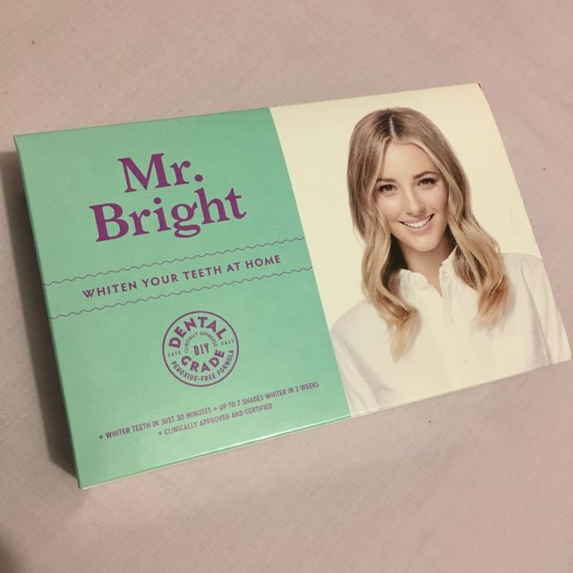 Mr Bright Teeth Whitening Kit