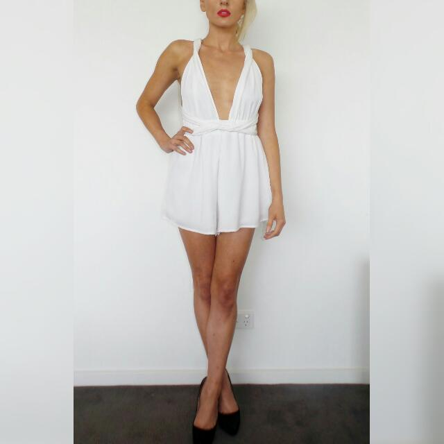 Multi-way Playsuit, Size 6