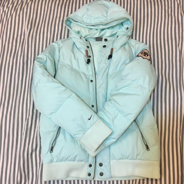 Nike女生保暖羽絨外套