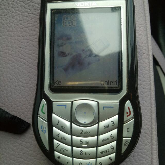 Nokia 6630, Mobile Phones & Tablets on Carousell