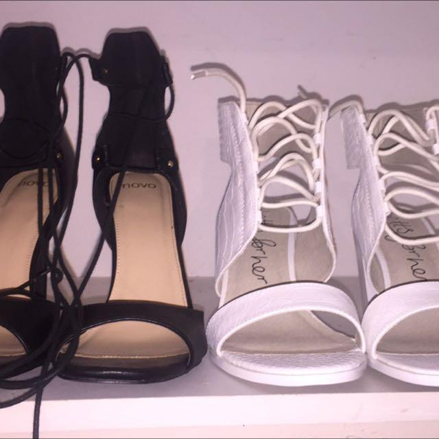 Novo And Betts Heels