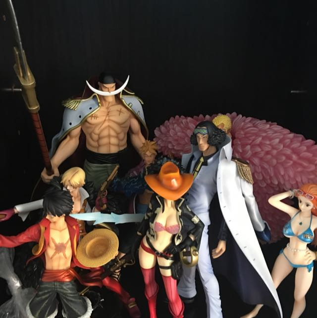 ONE PIECE POP SAILING AGAIN