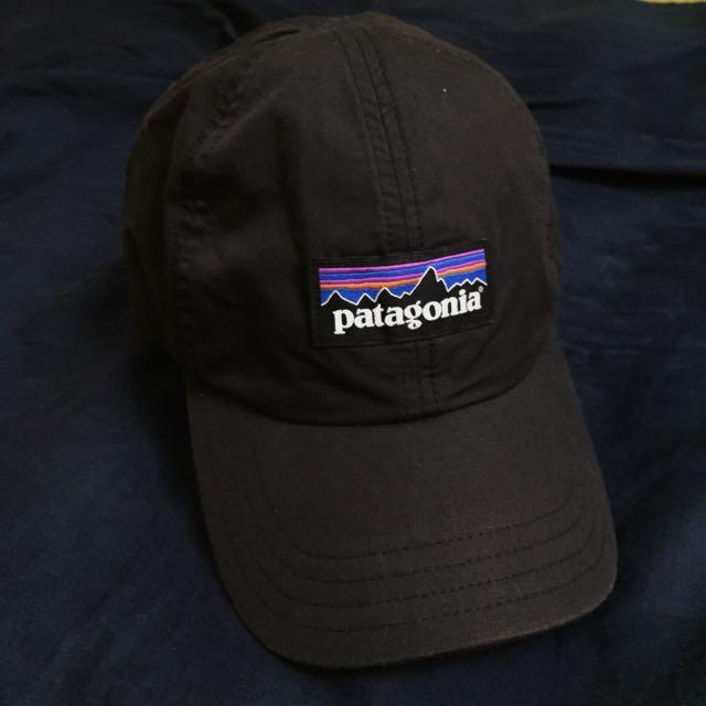 Patagonia 帽子 黑色