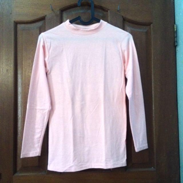 [PRELOVED] Peach Bodysuit