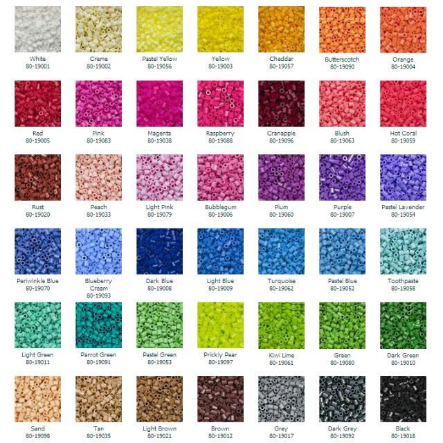 Perler Beads, Design & Craft, Craft Supplies & Tools on