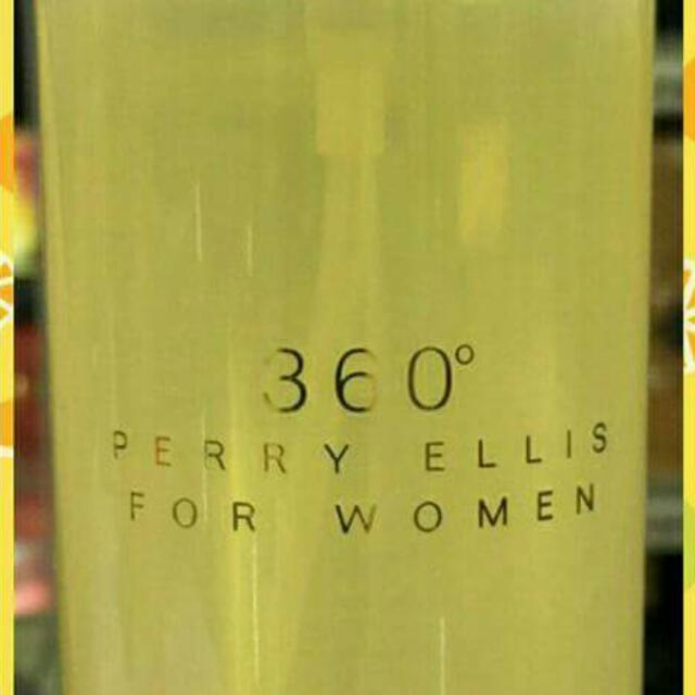Perry Ellis Body Mist 236ml.