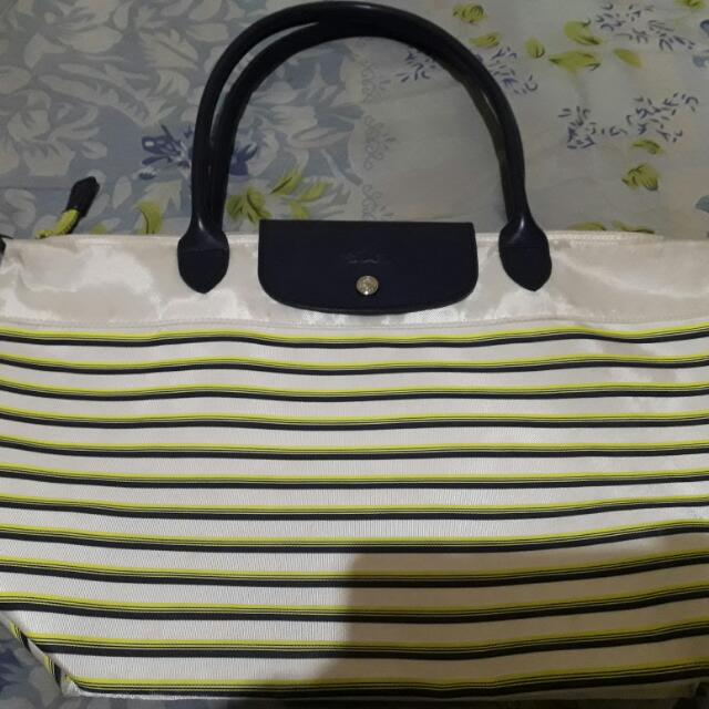 Pre-loved Authentic Longchamp Mariniere