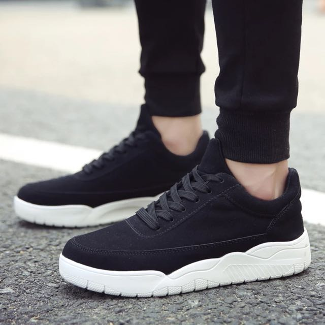 High Cut Platform Sneakers Shoes
