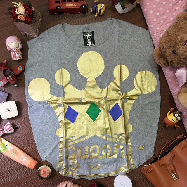 Giordano Queen Tshirt
