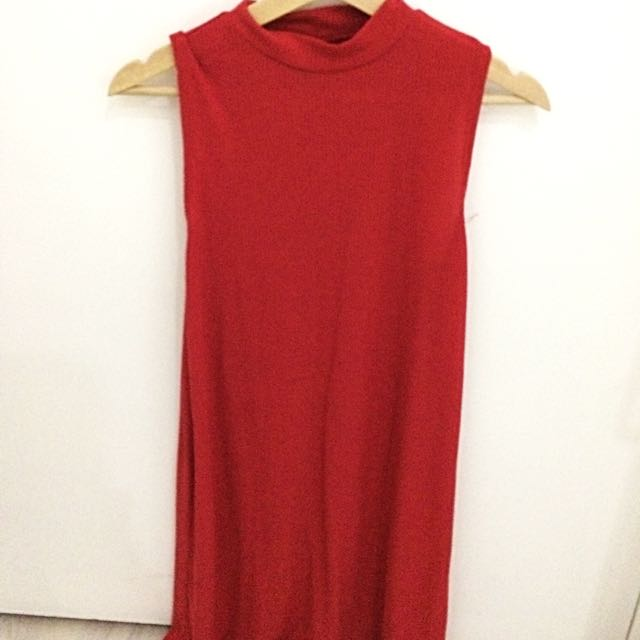 Red Dress Cotton On