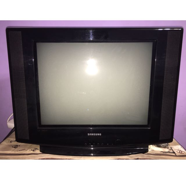 Samsung TV & DVD Player