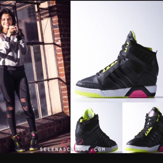 Selena Gomez Adidas Neo Wedge, Women's