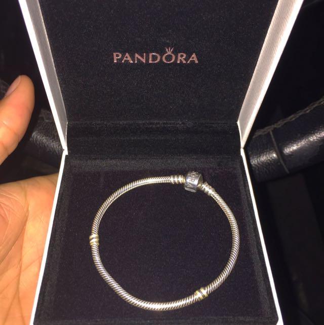 Signature Pandora Bracelet