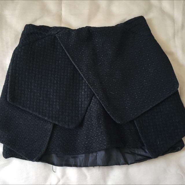 Skirt For Winter