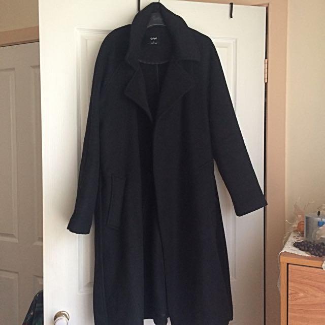 Sportsgirl - Black Coat