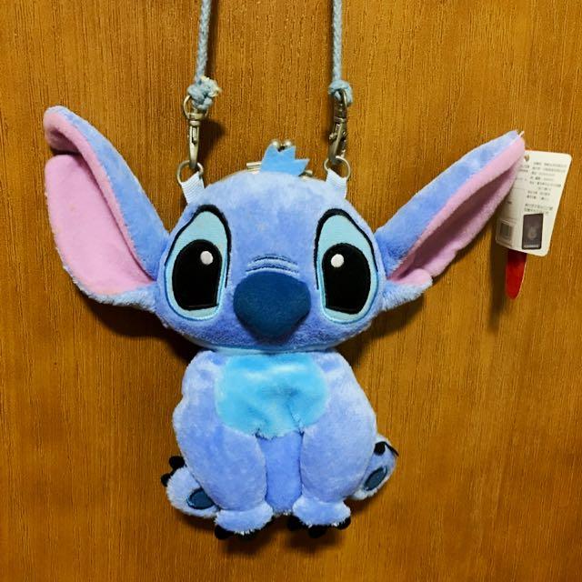Stitch史迪奇小錢包