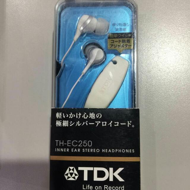 TDK japan ear phone