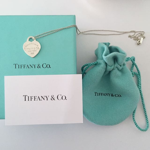 Tiffany & Co. Return to Tiffany Heart Pendant