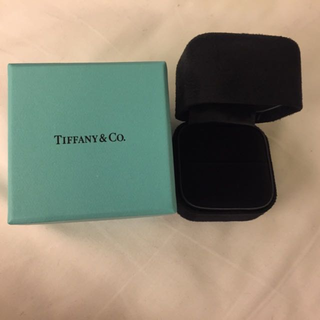 Tiffany & Co. Ring box