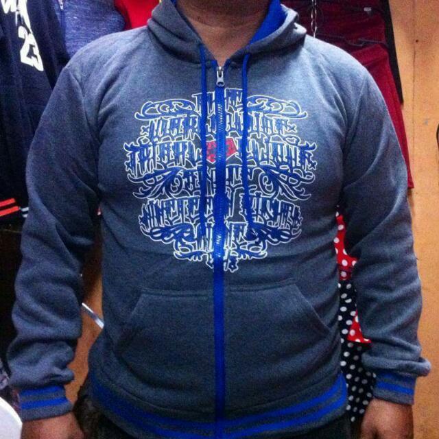 Tribal Hoodie Jacket ( XL )