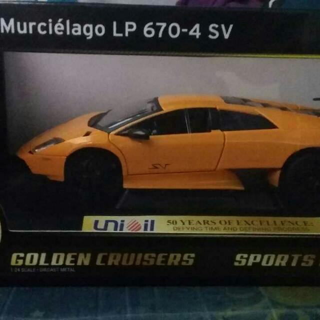 Unioil Licensed Diecast Car Toys Games Toys On Carousell