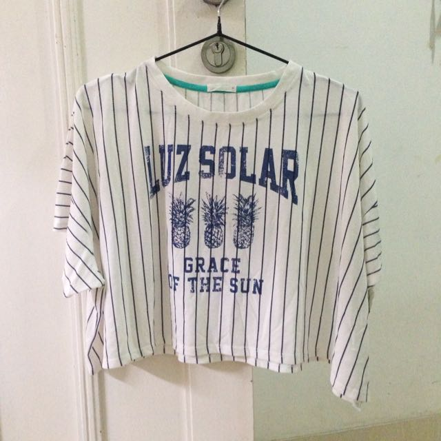 Uniqlo Crop Top