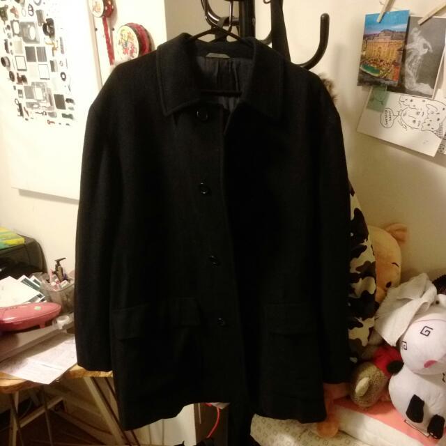 Vintage Longchamp Coat