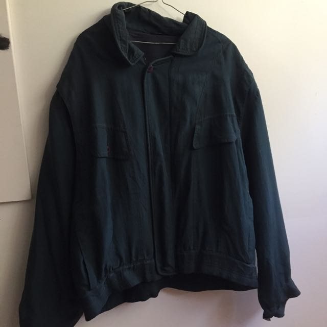 VINTAGE STYLE JACKET FROM ITALY