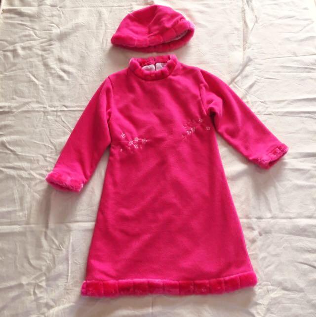 Winter Zip-up Coat