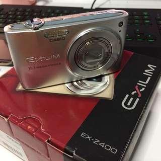 Casio Exilim Camera EX-Z400