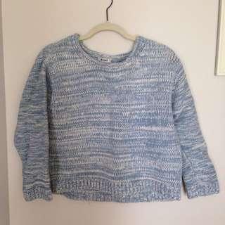 Acne Oversized Box Sweater