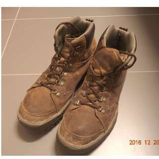 Caterpillar (CAT) Duncan Style Boots: US Size 10
