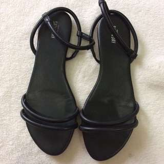 kate spade saturday black sandal