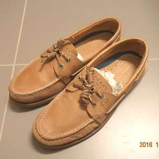 Sperry Top Sider Classic 2-eye boat shoes - US Size 10 M